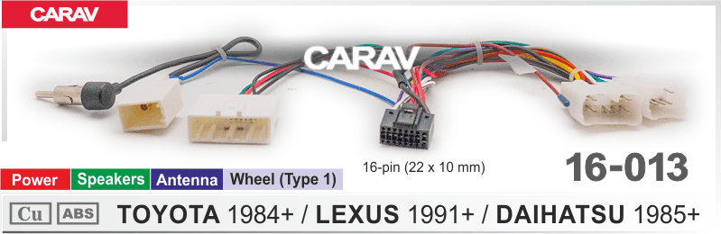 CARAV 16-013